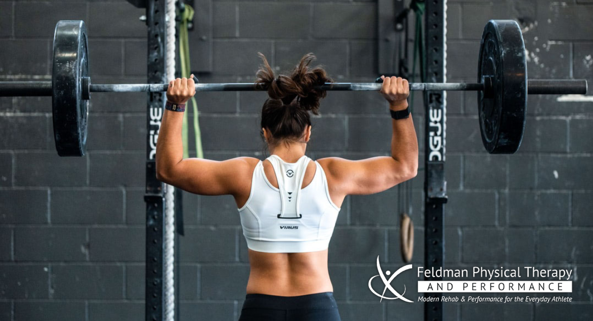 Physical Therapy Strength Training for Female Athletes