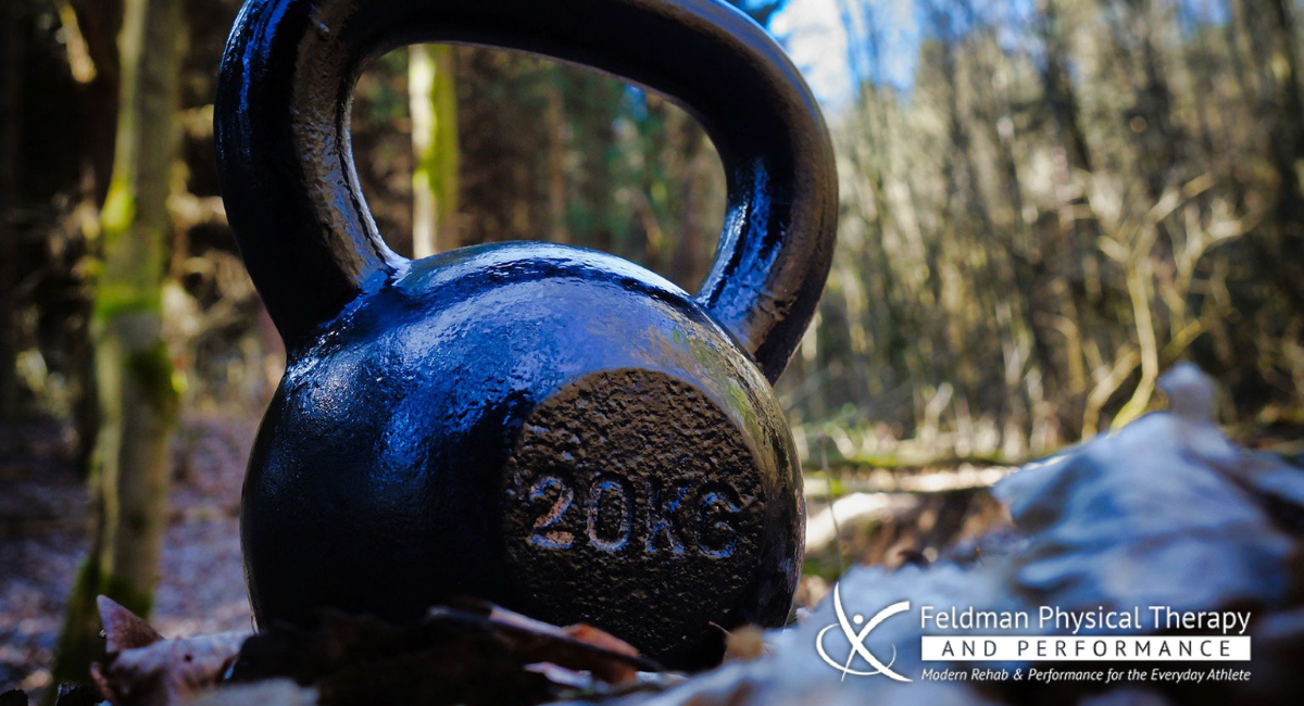 Physical Therapy Kettlebell