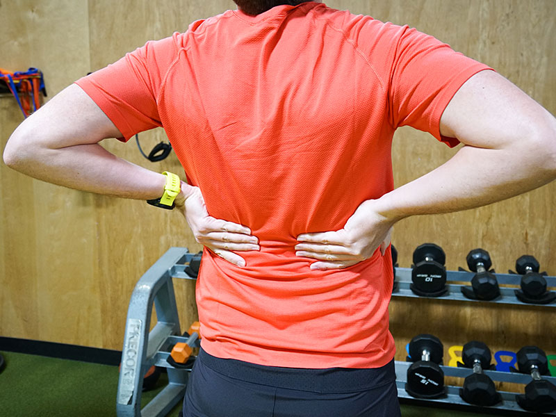 Mid Back Pain or Injury | Feldman Physical Therapy and Performance