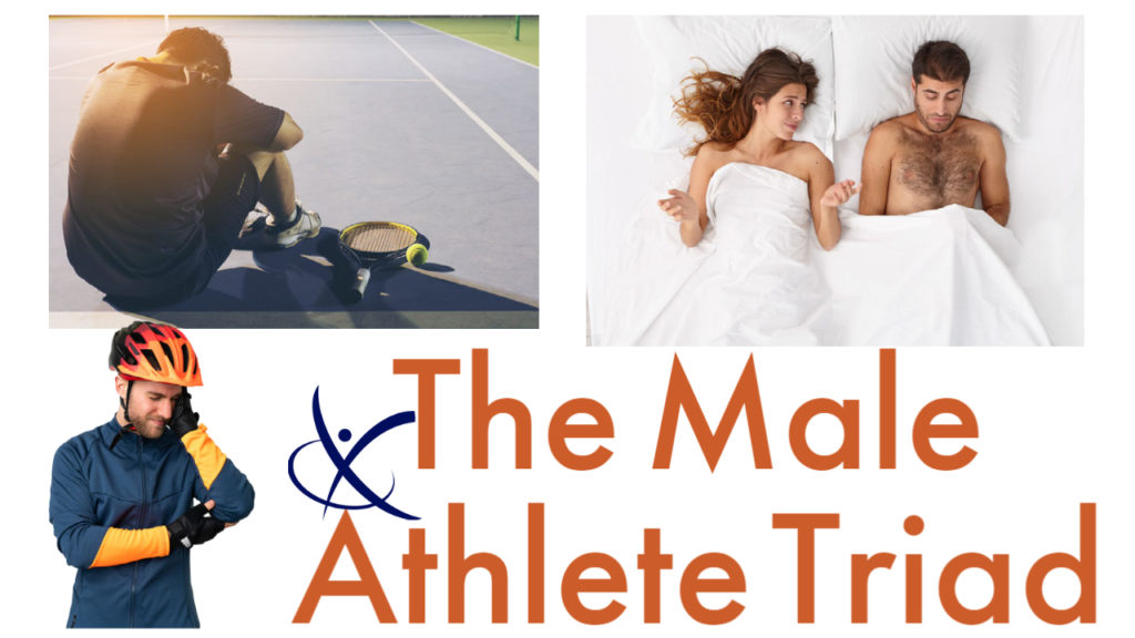 Physical Therapy Male Athlete Triad
