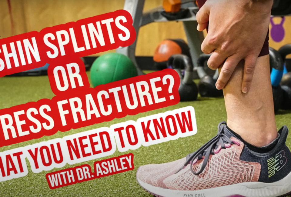 Physical Therapy Shin Splints